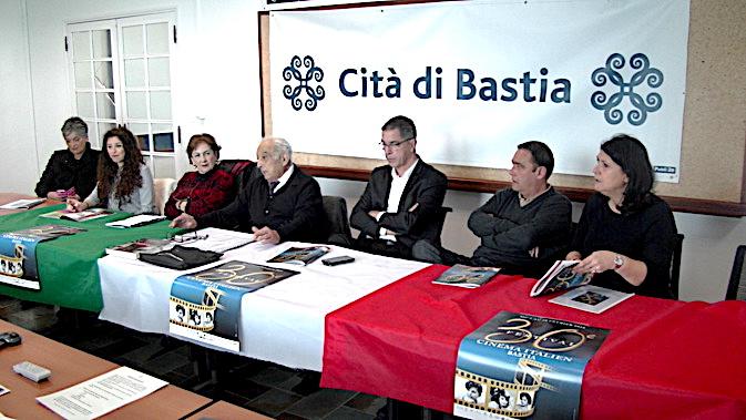 """Bastia : La """"30ème"""" du Festival du cinéma italien"""