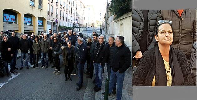 Associu Sulidarità : Katty Bartoli la présidente de l'association mise en examen