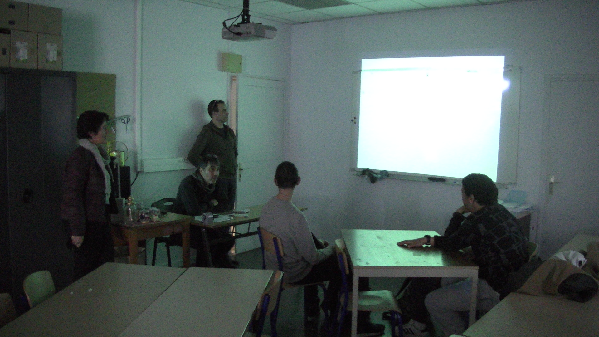 Bastia : Les élèves de Montesoro à la découverte de l'art contemporain