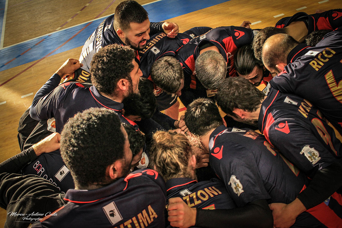 "Handball N2M :  LE GFCA veut ""se rattraper à Antibes !"""