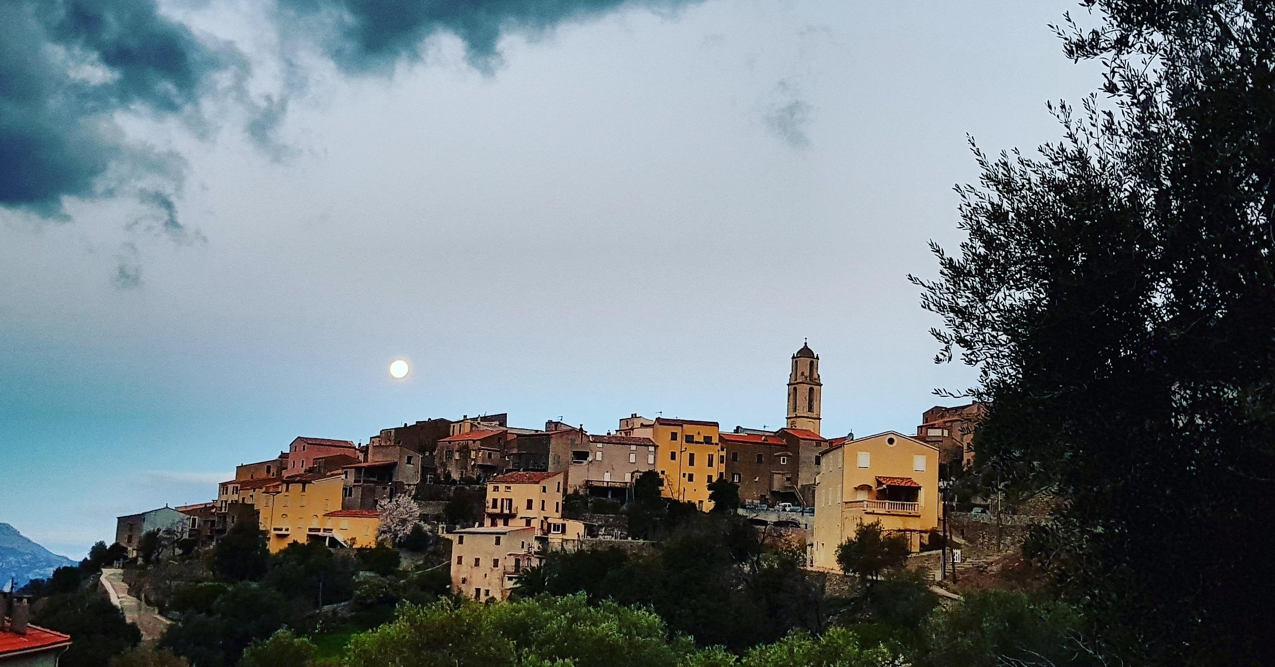 La photo du jour : Le clair de Lune de Zilia