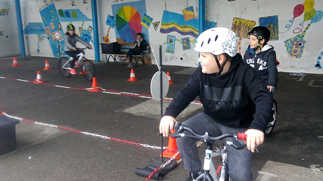 Bastelicaccia : Formation à la sécurité routière aux élèves de l'école