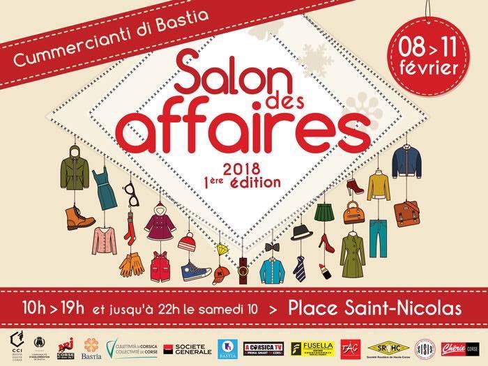 De bonnes affaires à réaliser au Salon des Commerçants de Bastia