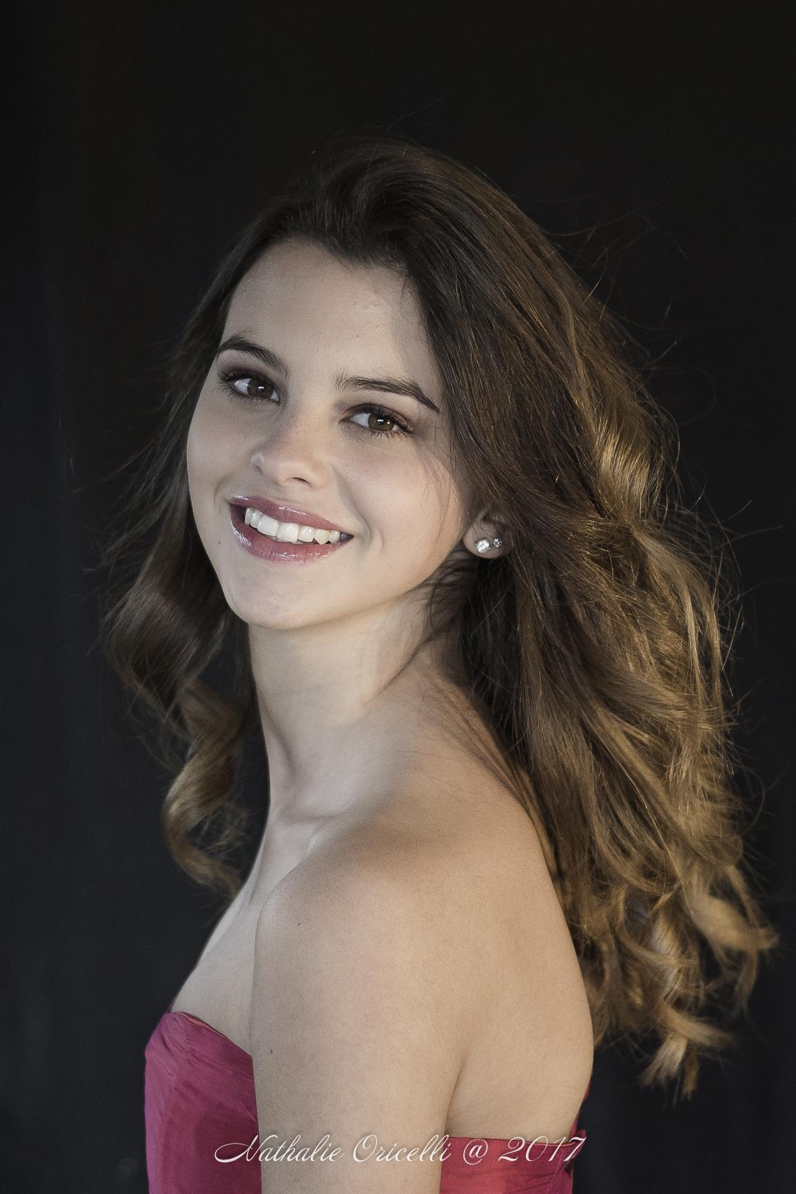 Carla Casanova : Une Corse en lice pour le titre national de Miss 15 -17