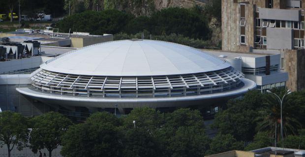 Le siège de la future Chambre des territoires dans les locaux de l'ancien Conseil départemental de Haute-Corse à Bastia.