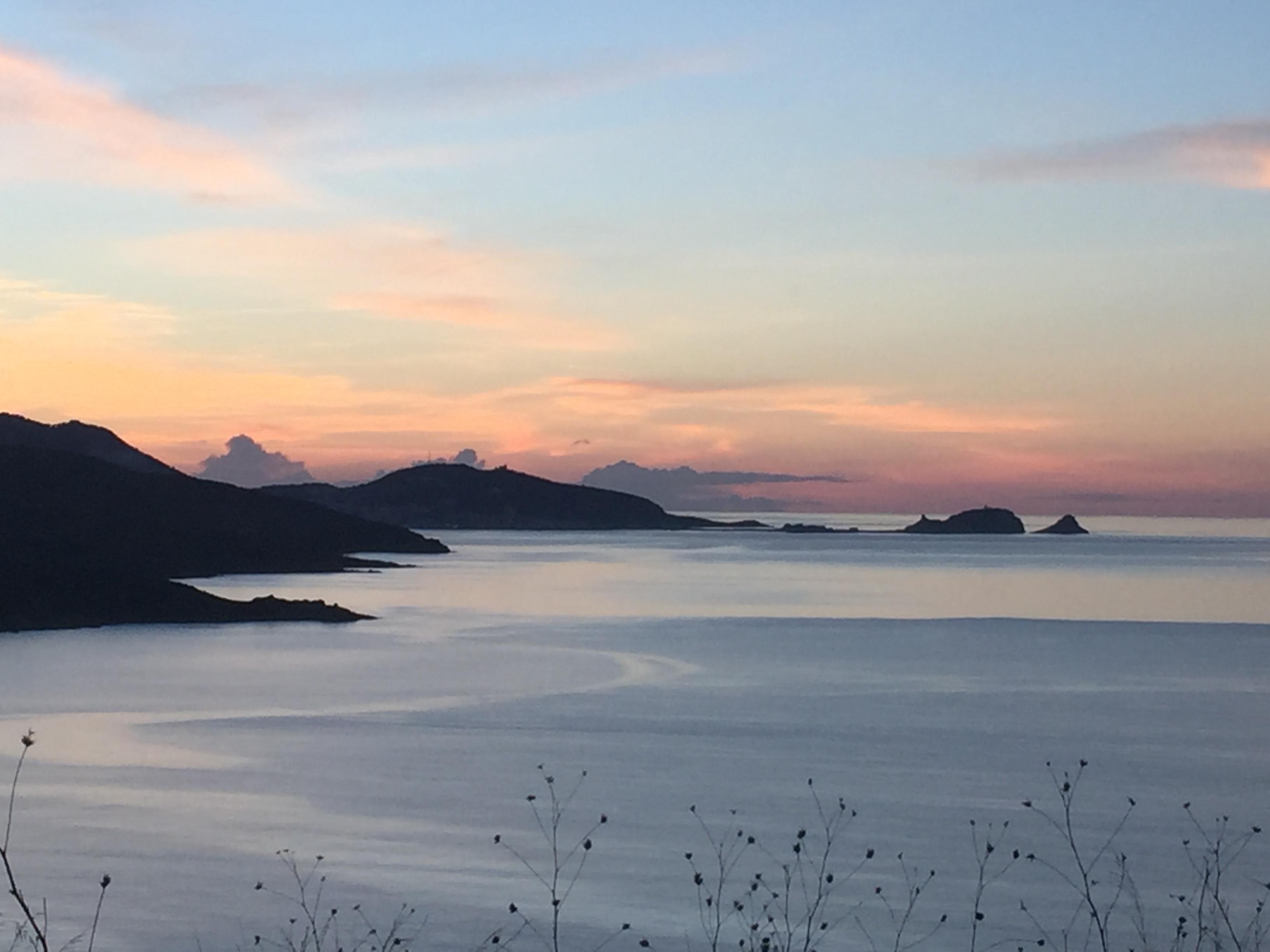 La photo du jour : Crépuscule sur Lisula
