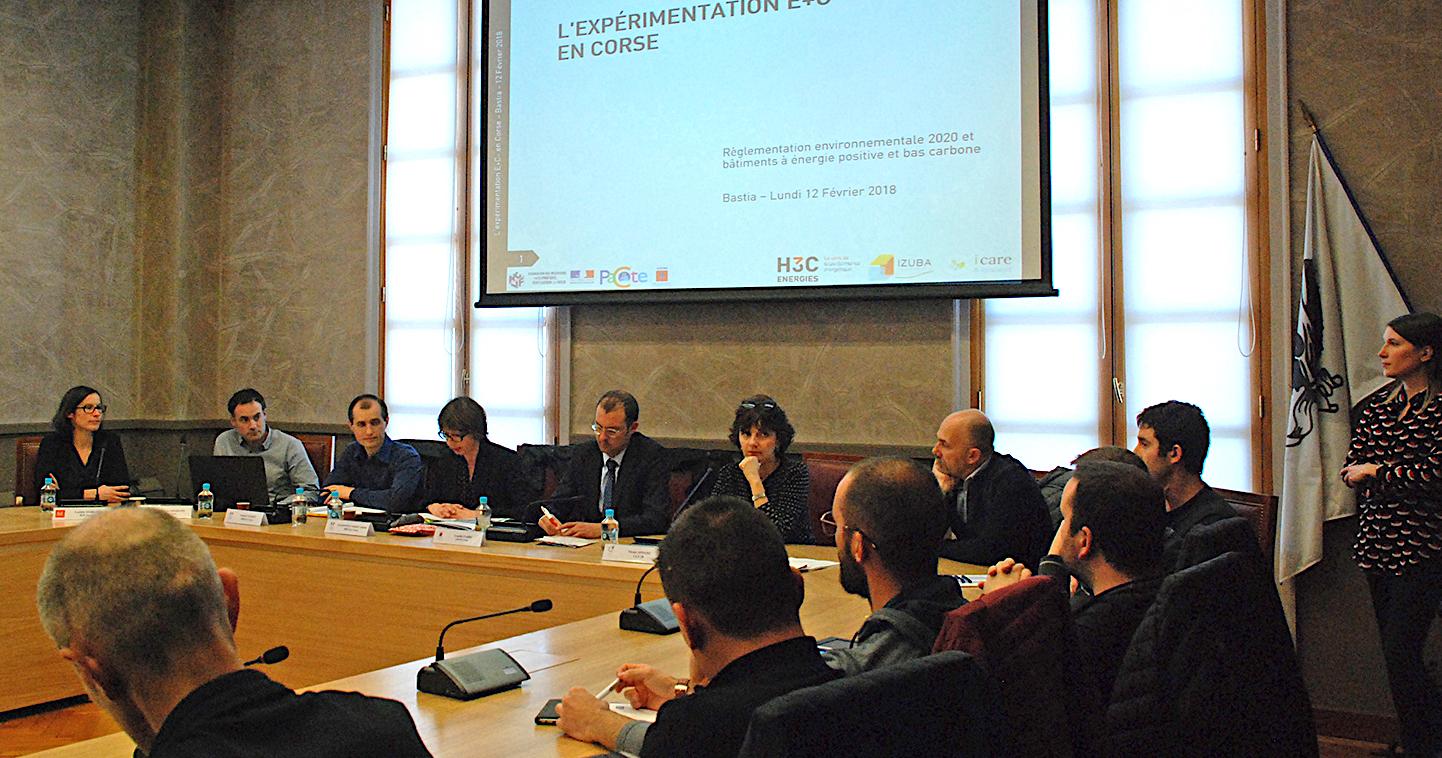 Règlementation environnementale 2020 et expérimentation en Corse : La CCI 2B informe et explique…