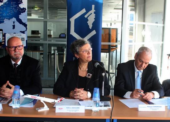 L'aéroport Calvi-Balagne franchit une nouvelle étape