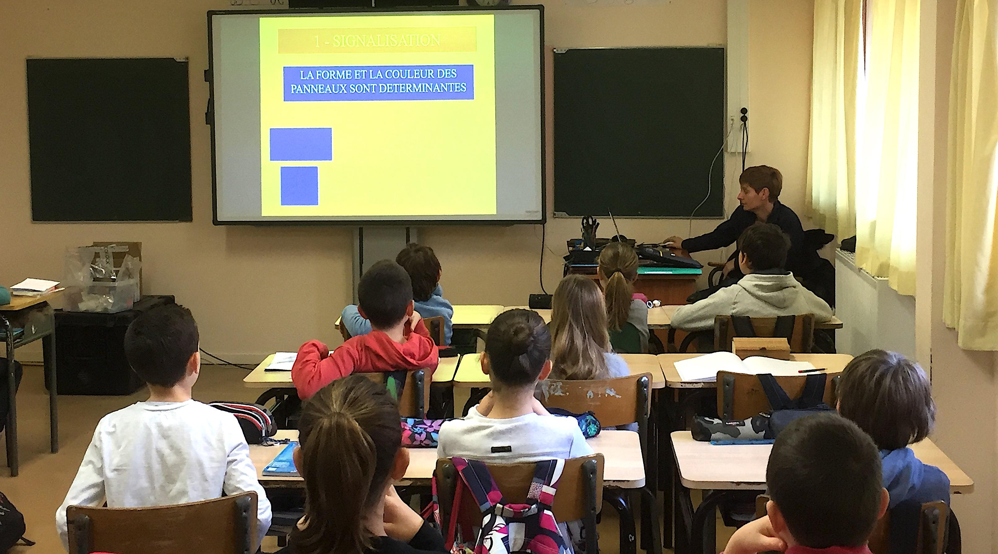 Bastia : Sensibilisation à la sécurité routière dans les écoles