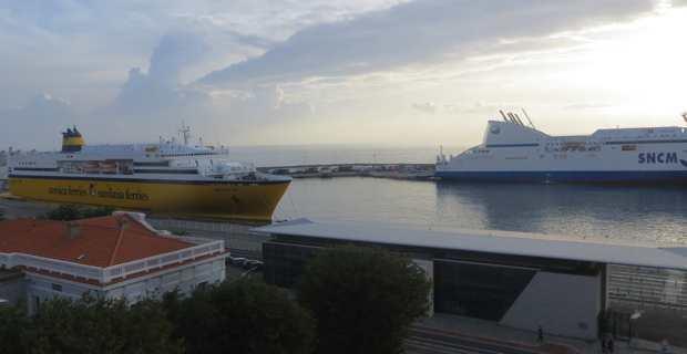 La Collectivité de Corse doit indemniser Corsica Ferries pour concurrence irrégulière