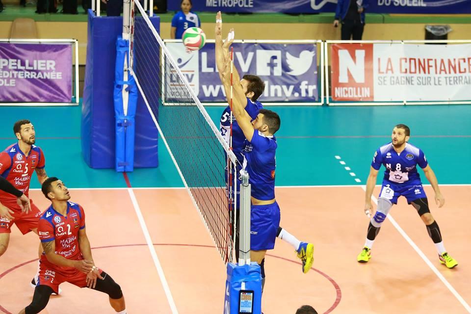 (Montpellier Volley)