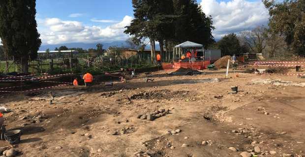 Fouilles archéologiques : Découverte exceptionnelle d'un village du néolithique à Aleria