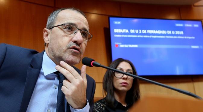 Révision constitutionnelle : Les précisions du président de l'assemblée de Corse