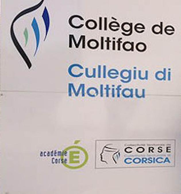Collège de Moltifao : Toutes les actions suspendues jusqu'à la décision du rectorat