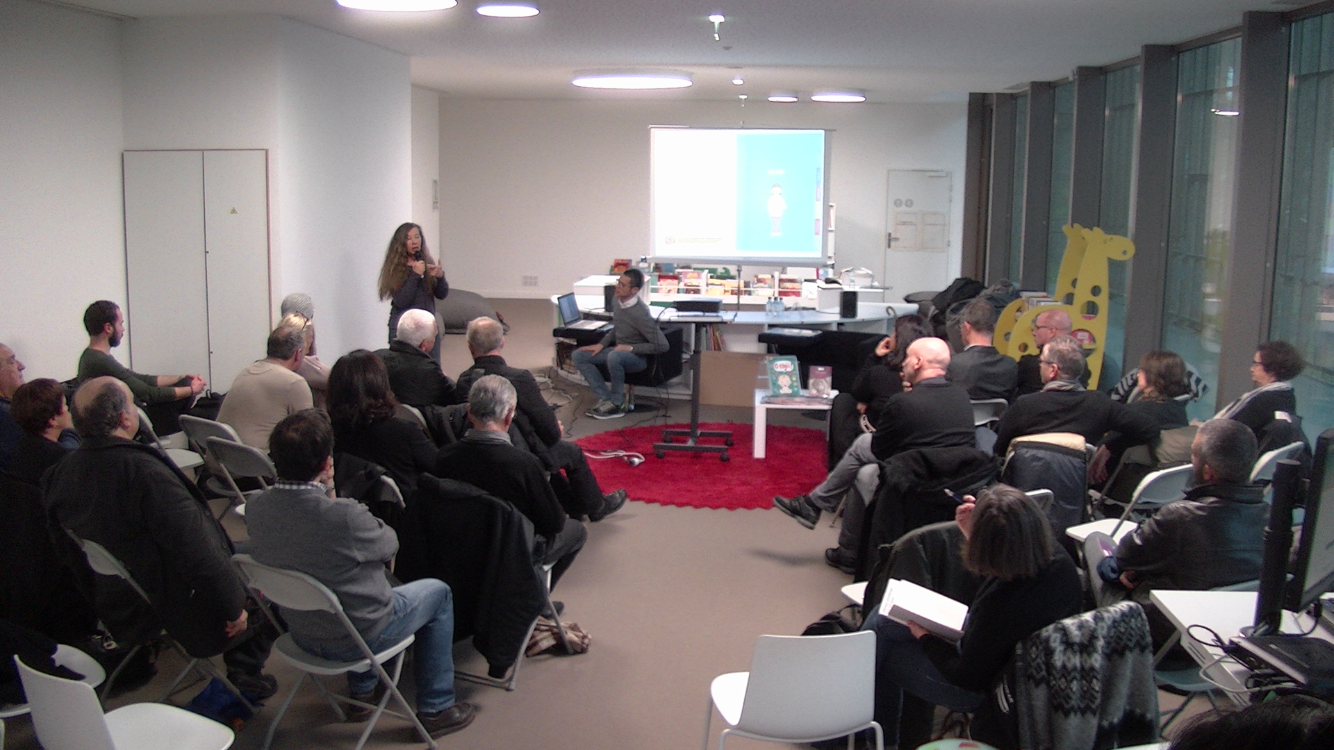 Bastia : A festa di a lingua materna