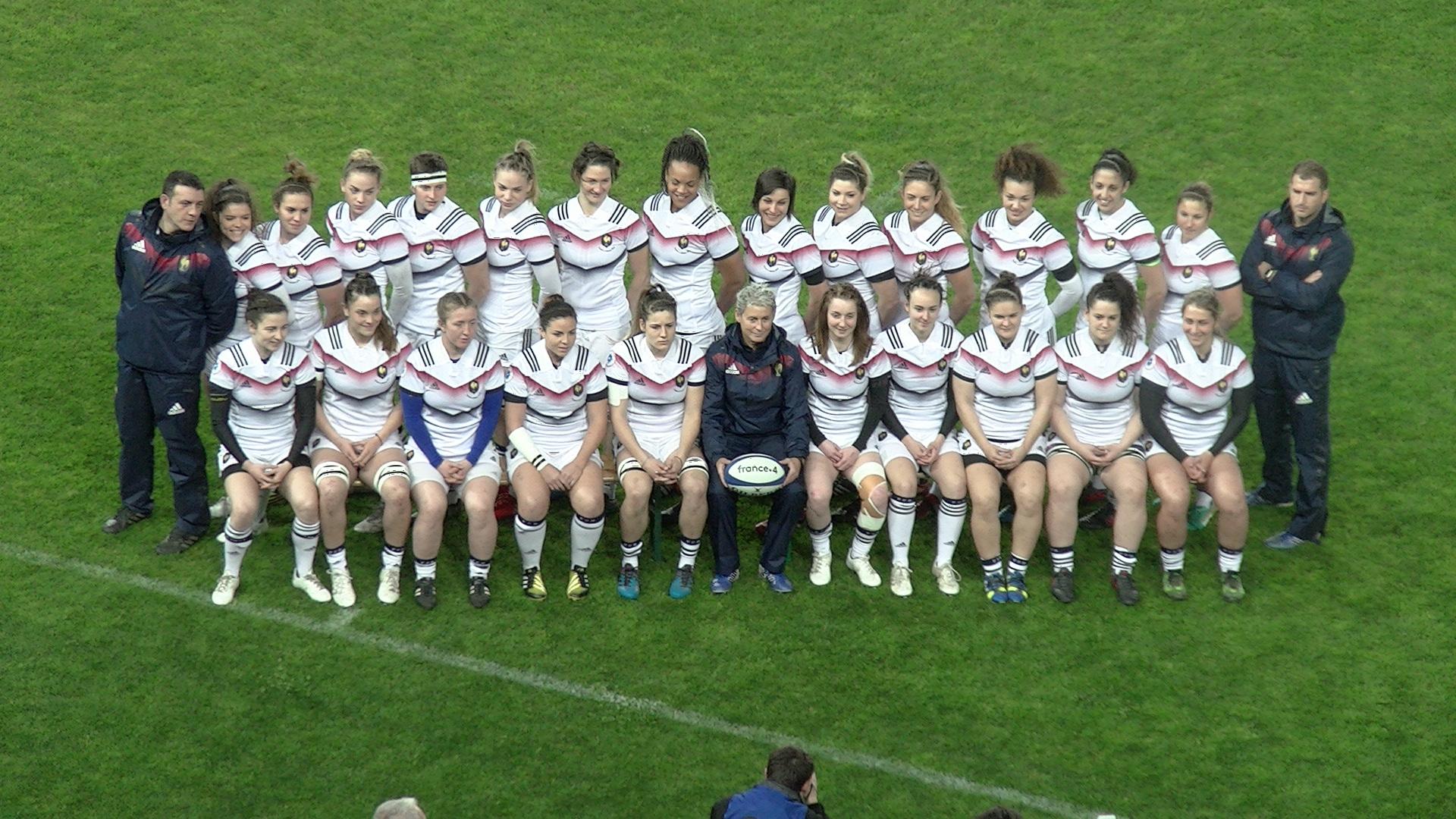 Rugby féminin : Les réactions des Françaises