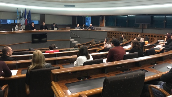 Ajaccio: Un conseil municipal des jeunes riche en projets