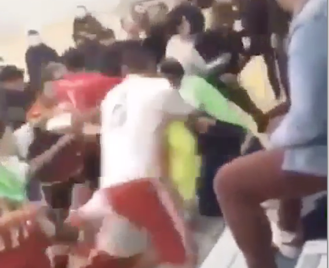 Ajaccio : Le match de futsal se termine en bagarre générale