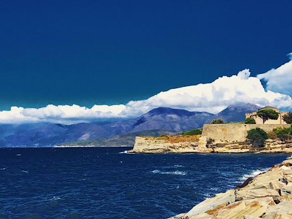 La photo du jour : La Citadelle de Saint-Florent, côté mer