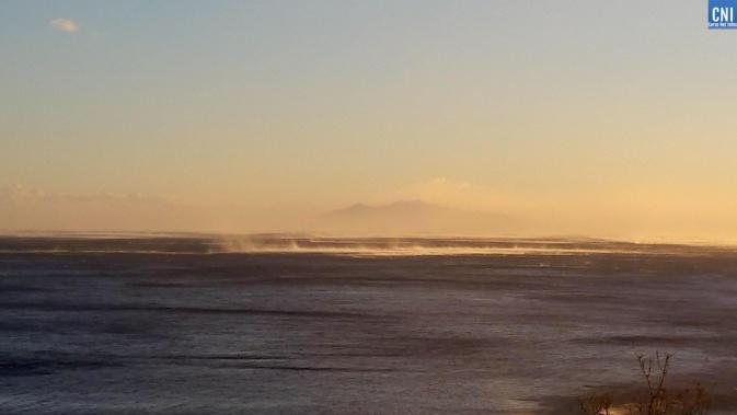 Et voilà le vent : Des rafales de 120 à 150 km/h de la Balagne au Cap Corse