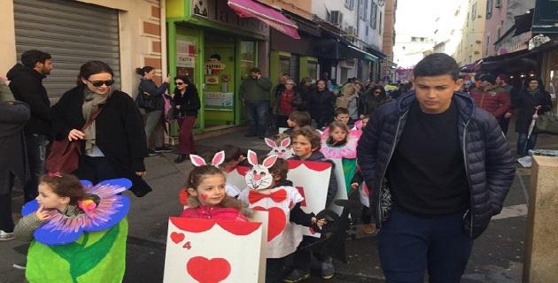 Carnaval des enfants à Ajaccio : Que la fête commence !