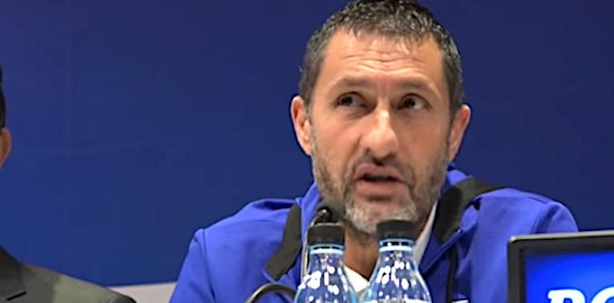 Stéphane Rossi, Bastiais destiné au banc du Sporting