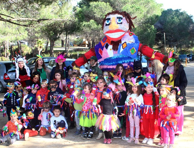 Le Centre aéré de Calvi a fait son carnaval