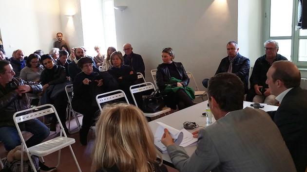 Ajaccio : La «rue des tonneaux» pointée du doigt lors de la réunion publique de quartier