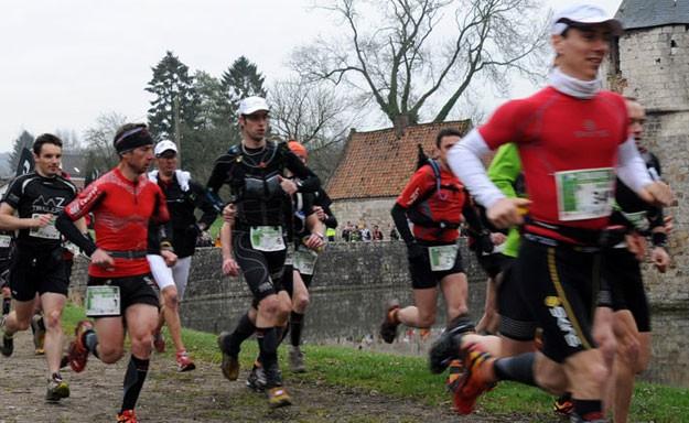 Trail des Poilus : 55 concurrents ont couru jusqu'à Notre-Dame-de-Lorette au nom d'un soldat corse