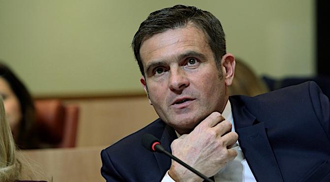 """Jean-Martin Mondoloni : """"Jean-Charles Orsucci s'est contenté de mettre ses pas dans la majorité """""""
