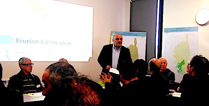 Ornano - Taravo - Valinco - Sartenais : Le conseil de développement territorial installé