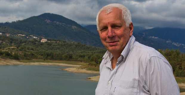 Saveriu Luciani, conseiller exécutif et président de l'Office d'équipement hydraulique de la Corse (OEHC).