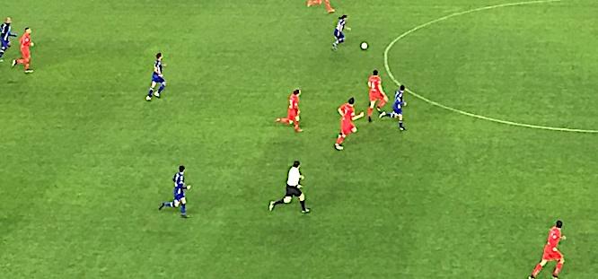 Foot N3 : Face au Gallia, le SCB assure et reprend 2 points à Endoume