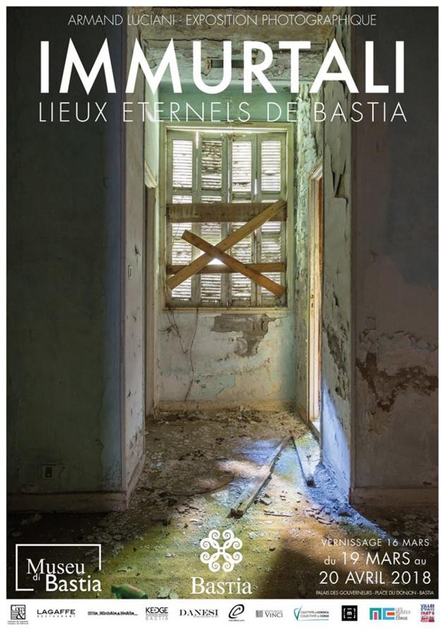 Immurtali : Une balade photographique pour un autre regard sur la ville de Bastia