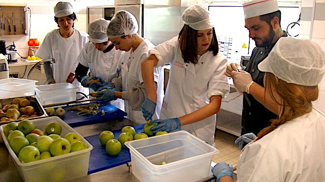 Borgo : Le lycée agricole, un exemple à suivre contre le gaspillage alimentaire