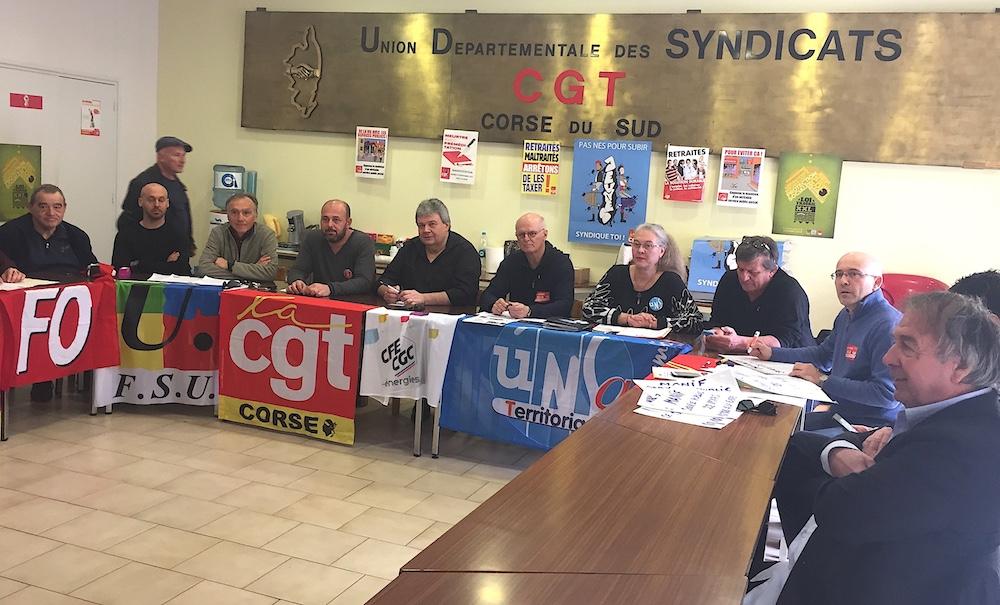 24157b1dbe8 La fonction publique appelle à une forte mobilisation le 22 mars