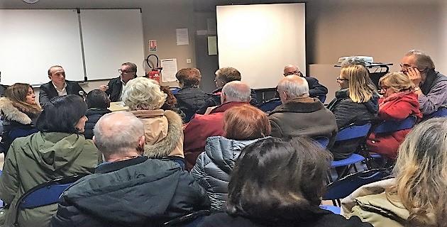 Réunion de quartier à Ajaccio : Et si on rénovait l'Avenue Beverini et le quartier de la Viletta