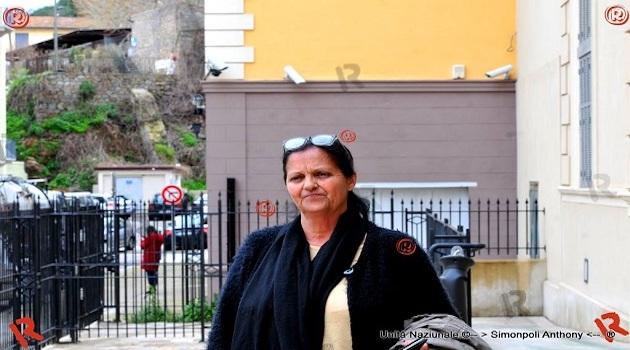 Katty Bartoli présidente de l'Associu Solidarita
