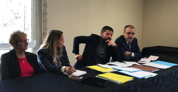 Comité de Massif à Chiatra : Electrification, numérique et routes, priorité aux réseaux