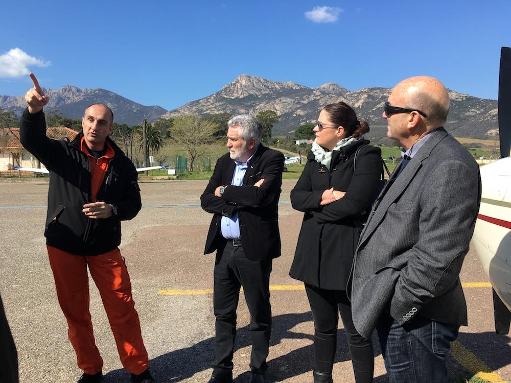 Analyses thermographiques aériennes sur la Balagne