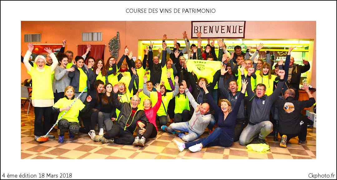Course des vins : 650 coureurs dans les vignes de Patrimonio