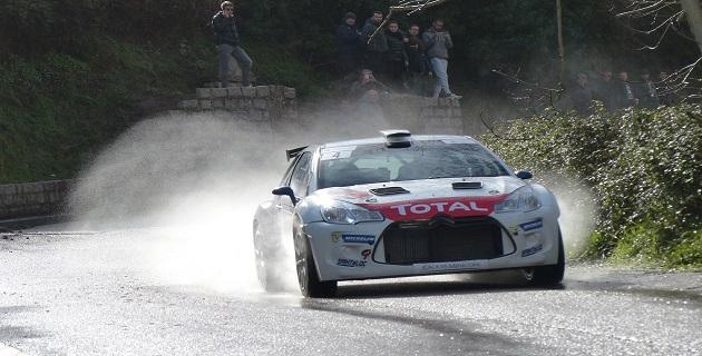 6e Rallye Paese Aiaccinu  : Santoni persiste et signe devant Leandri et Gordon