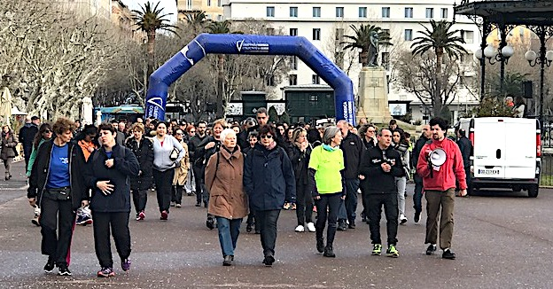 Bastia : La Marie Do a marché en mémoire d'Armelle