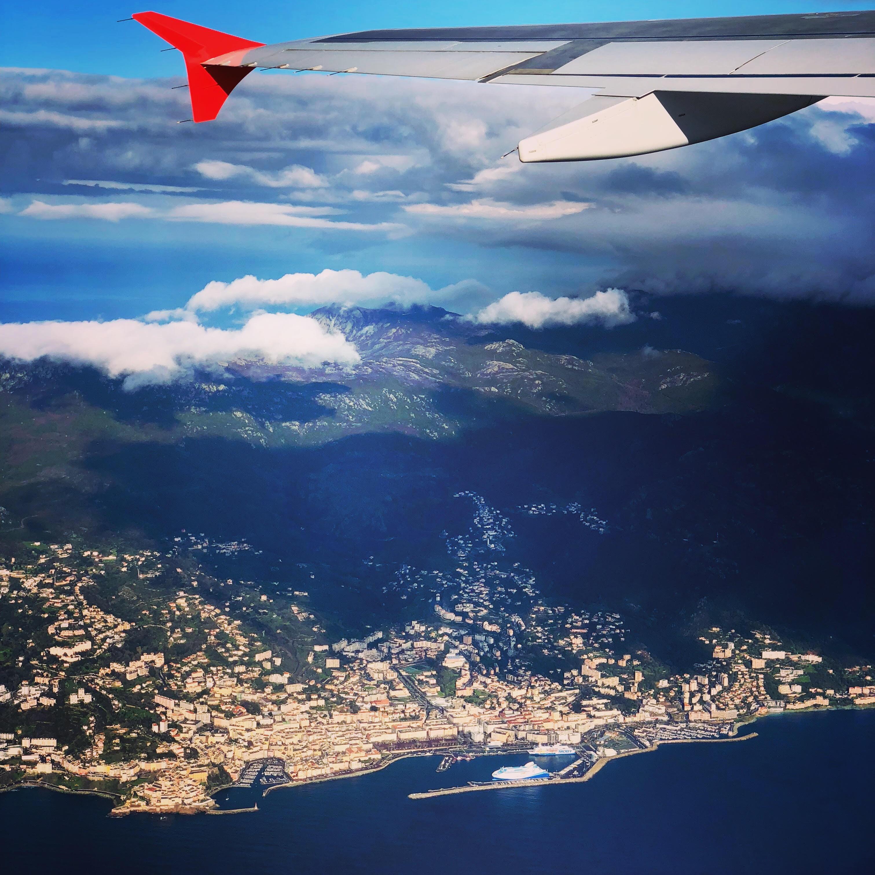 La photo du jour : Ciel, mon Bastia