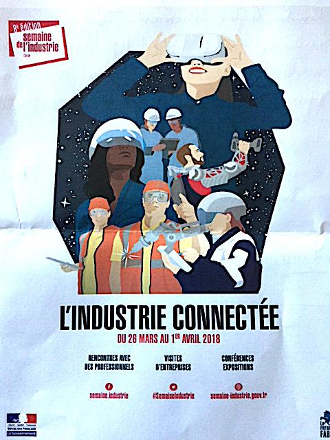 8e édition de la Semaine de l'industrie connectée : Une vingtaine d'opérations prévues en Corse