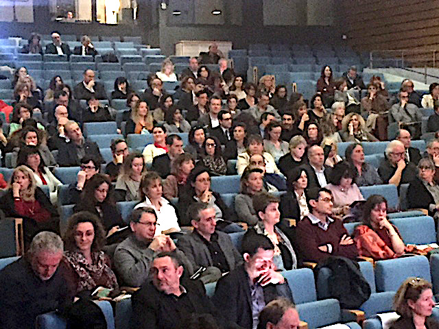 Lancement officiel du projet académique 2017/2022 à Ajaccio : Les élus et la communauté éducative à l'écoute