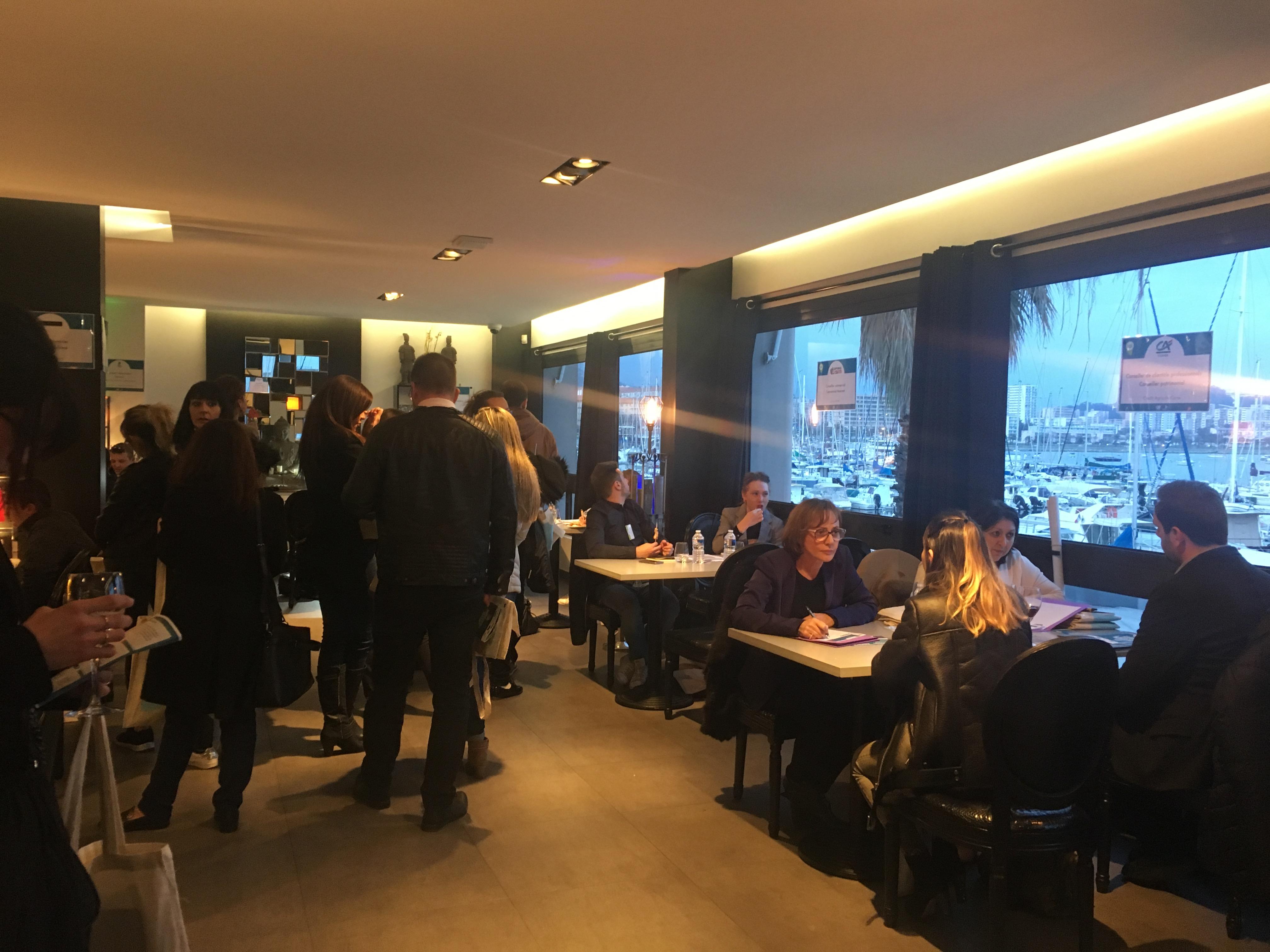Ajaccio :  90 jeunes présents pour le Job Dating