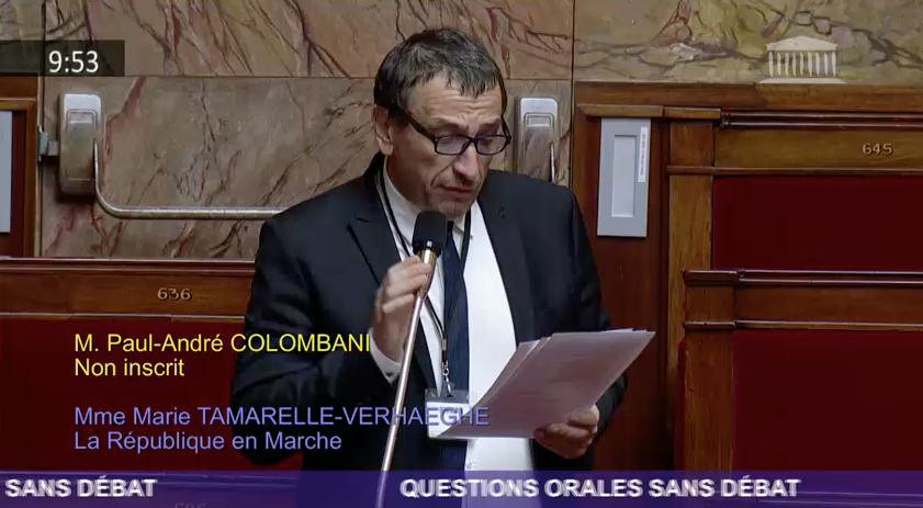 Déserts médicaux en Corse : les inquiétudes de Paul-André Colombani