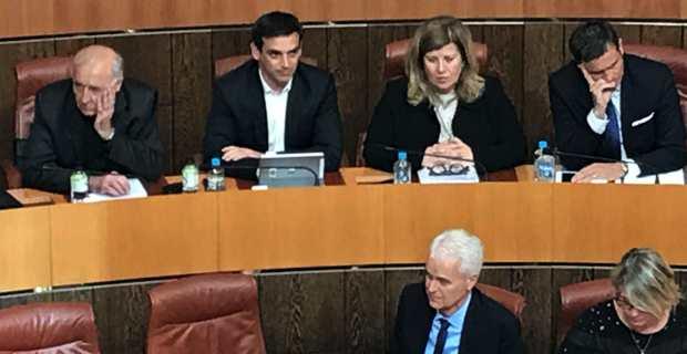 Assemblée de Corse : Le torchon brûle entre Jean-Guy Talamoni et Pierre-Jean Luciani