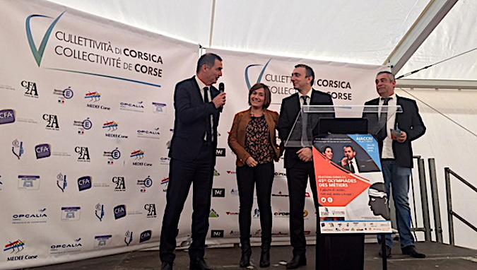 Olympiades des Métiers à Ajaccio : 62 candidats en quête d'excellence